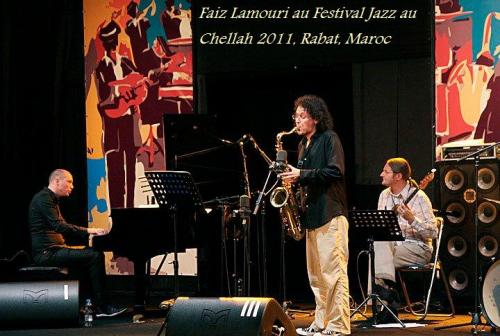 Live At Chellah Jazz Festival