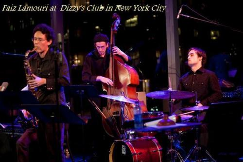 Live at Dizzy's