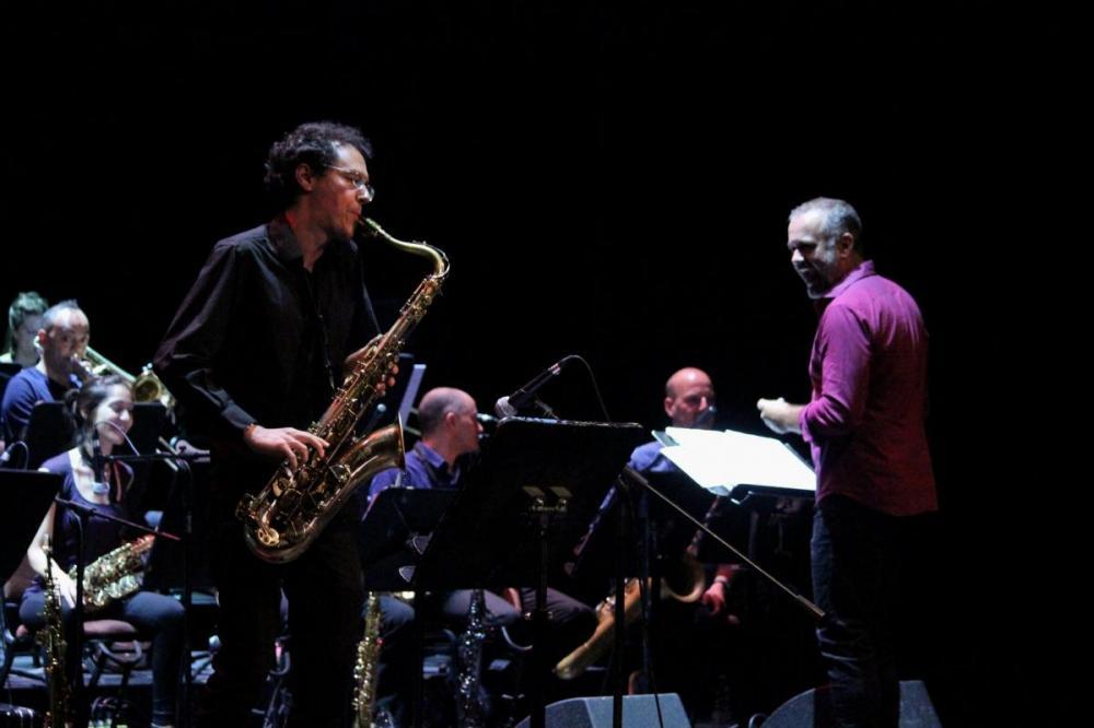 Live at Teatro Solis Montevideo Uruguay