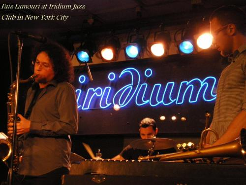 Live at the Iridium